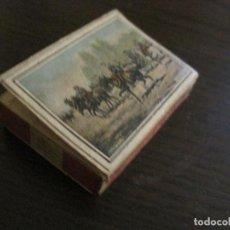 Cajas de Cerillas: CAJA DE CERILLAS-FABRICA DE PALMA-HACIENDA PUBLICA-ANTIGUA-VER FOTOS-(V-16.282). Lote 158747690