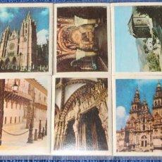 Cajas de Cerillas: CERILLAS - EL CAMINO DE SANTIAGO (1965). Lote 159570894