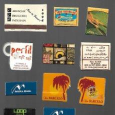 Cajas de Cerillas: COLECCION CAJAS DE CERILLAS ANTIGUAS. Lote 159773390