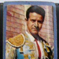 Cajas de Cerillas: CAJA DE CERILLAS TORERO DIEGO PUERTA. Lote 160224174