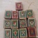 Cajas de Cerillas: LOTE DE ANTIGUAS CAJAS DE CERILLAS DE 1940. Lote 160603290