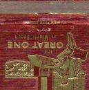 Cajas de Cerillas: CAJA DE CERILLAS HOTEL HILTON. Lote 160616262