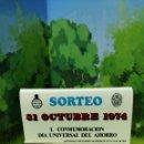 Cajas de Cerillas: CARTERITA DE CERILLAS CAJA DE AHORROS Y MONTE PIEDAD DE LLEIDA SORTEO 1974. Lote 161308030