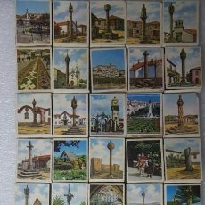 Cajas de Cerillas: GRAN LOTE DE CAJAS DE CERILLAS PUBLICITARIAS DE PORTUGAL AÑOS 60 (68 FOTOS). Lote 163159666