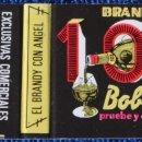 Cajas de Cerillas: BRANDY 103 - BOBADILLA - ¡CAJA DE CERILLAS PLANCHA!. Lote 165429330