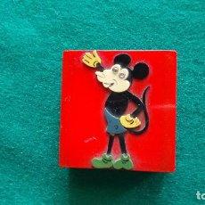 Cajas de Cerillas: ANTIGUO CERILLERO MICKEY, CAJITA. Lote 167043108