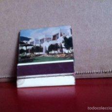 Cajas de Cerillas: HISPAMAR ( IBIZA) AÑOS 60. Lote 168245878