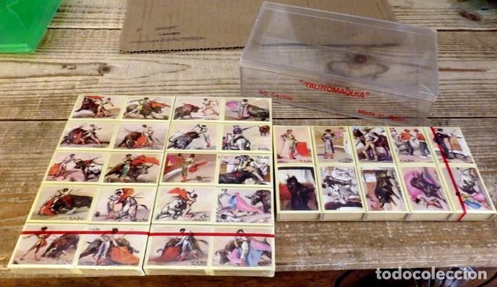 30 CAJAS DE CERILLAS TAUROMAQUIA COMPLETA AÑOS 60 TOROS, SIN ABRIR (Coleccionismo - Objetos para Fumar - Cajas de Cerillas)