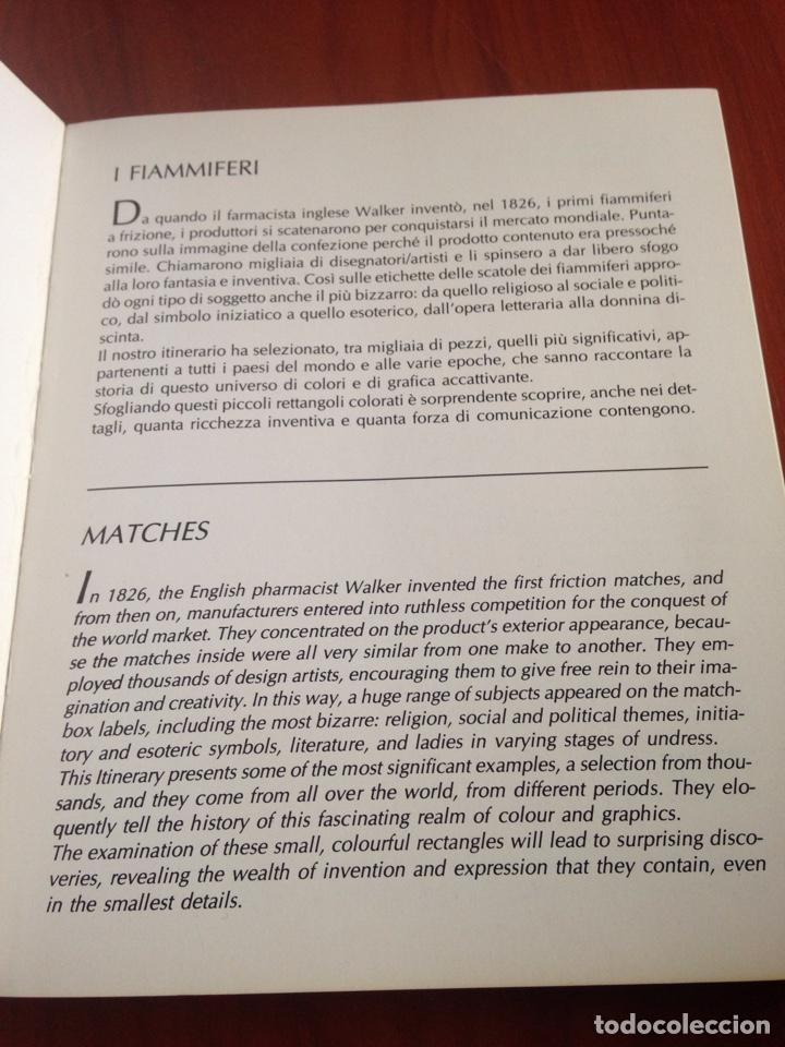 Cajas de Cerillas: Libro cajas de cerillas - Foto 3 - 170862284
