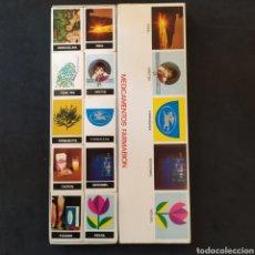Cajas de Cerillas: ESTUCHE DE 10 CAJAS DE CERILLAS PUBLICIDAD MEDICAMENTOS FARMABION. Lote 171091278
