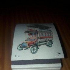 Cajas de Cerillas: CAJA CERILLAS TURGAN PORTUGAL. Lote 171212132