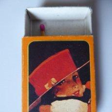 Cajas de Cerillas: SOMBREROS DE ÉPOCA - FOSFORERA ESPAÑOLA. Lote 172158095