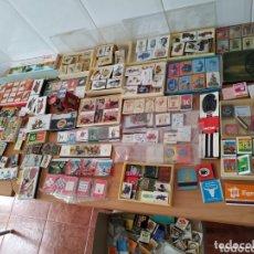 Cajas de Cerillas: GRAN LOTE DE CAJAS DE CERILLAS. Lote 174288372