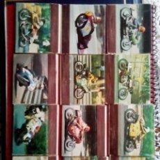 Cajas de Cerillas: SERIE COMPLETA 12 CAJAS CERILLAS DE MOTOS COMPETICION DE F.PIRINEO. Lote 174606122