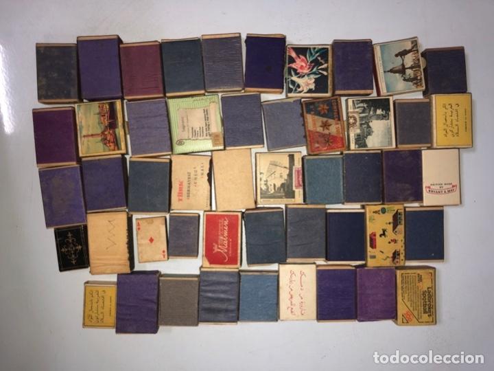 Cajas de Cerillas: LOTE 50 CAJAS DE CERILLAS. AÑOS 60-70. 70% LLENOS, 30% VACIOS APROXIMADAMENTE. - Foto 8 - 175017898