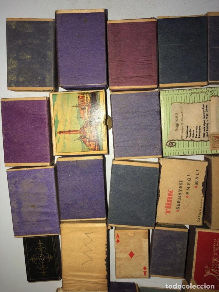 Cajas de Cerillas: LOTE 50 CAJAS DE CERILLAS. AÑOS 60-70. 70% LLENOS, 30% VACIOS APROXIMADAMENTE. - Foto 9 - 175017898