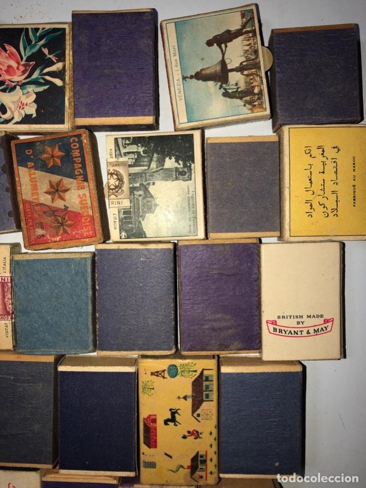 Cajas de Cerillas: LOTE 50 CAJAS DE CERILLAS. AÑOS 60-70. 70% LLENOS, 30% VACIOS APROXIMADAMENTE. - Foto 11 - 175017898