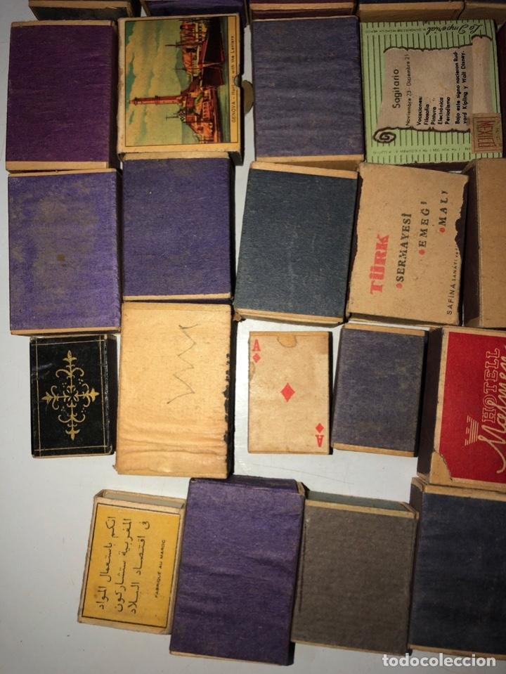 Cajas de Cerillas: LOTE 50 CAJAS DE CERILLAS. AÑOS 60-70. 70% LLENOS, 30% VACIOS APROXIMADAMENTE. - Foto 12 - 175017898
