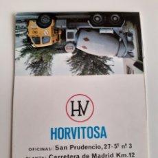 Cajas de Cerillas: CAJA CERILLAS - HORVITOSA - NANCLARES DE LA OCA ( VITORIA ). Lote 139753297