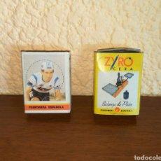 Cajas de Cerillas: DOS CAJAS DE CERILLAS. Lote 177756778
