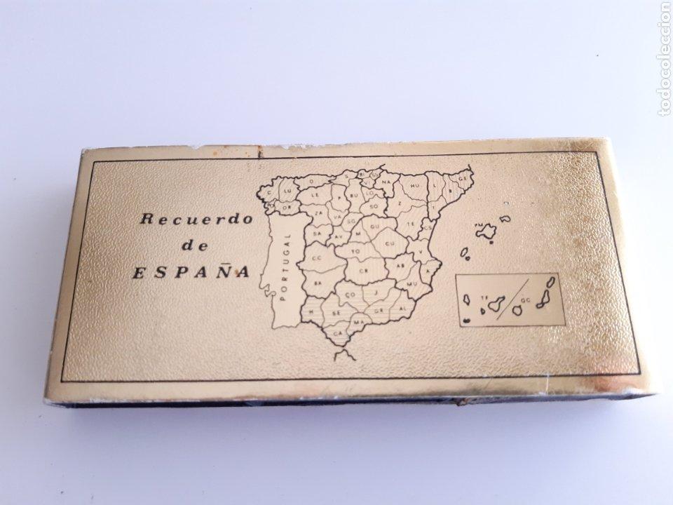 Cajas de Cerillas: ESTUCHE CAJAS CERILLAS - RECUERDO DE ESPAÑA - SEVILLA - Foto 2 - 157739769