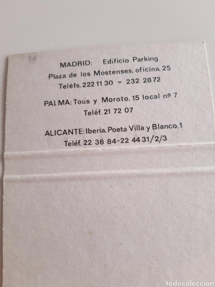 Cajas de Cerillas: CARTERITA CERILLAS - AIR ALGERIE - LINEAS AEREAS DE ARGELIA - Foto 3 - 219232932