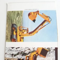Cajas de Cerillas: CARTERILLA CERILLAS - COMPAÑIA MOTORIZACION INDUSTRIAL S.A. - AVELING BARFORD, HY MAC, SMALLEY... Lote 139753802