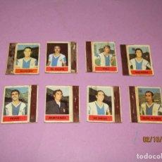 Cajas de Cerillas: ANTIGUO LOTE 8 CAJAS DE CERILLAS JUGADORES DE FUTBOL DEL R.C.D. ESPAÑOL - AÑO 1970S.. Lote 178066290