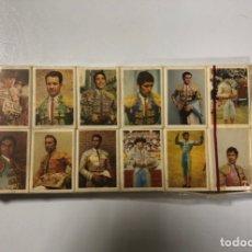 Cajas de Cerillas: LOTE DE 12 CAJAS DE CERILLAS. SERIE GRANDES DIESTROS. CERRADAS Y PRECINTADA. . Lote 178658965