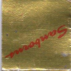 Cajas de Cerillas: CAJA DE CERILLAS LA QUE SE VE EN LA FOTO. Lote 178759271