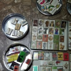 Cajas de Cerillas: +100 CAJAS DE CERILLAS ANTIGUAS. Lote 179334565