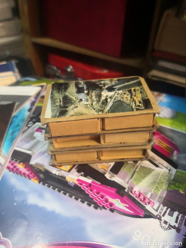 Cajas de Cerillas: 3 cajas de cerillas dobles. Por un lado torero y otro con paisaje - Foto 5 - 180106422