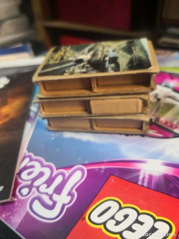 Cajas de Cerillas: 3 cajas de cerillas dobles. Por un lado torero y otro con paisaje - Foto 6 - 180106422