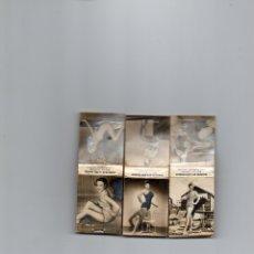 Cajas de Cerillas: ANTIGUA CARTERITA DE CERILLAS EROTICA CHICAS PIN UP.. Lote 180500726