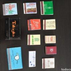 Cajas de Cerillas: LOTE CAJAS CERILLAS. Lote 182135228