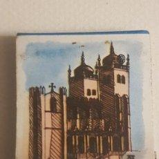 Cajas de Cerillas: PORTO PORTUGAL SE PUBLICIDAD CAJA DE CERILLAS. Lote 183778623