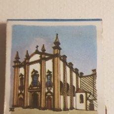 Cajas de Cerillas: LEIRIA PORTUGAL SE PUBLICIDAD CAJA DE CERILLAS. Lote 183780537