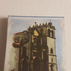 Cajas de Cerillas: LAMEGO PORTUGAL SE PUBLICIDAD CAJA DE CERILLAS. Lote 183780578