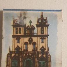 Cajas de Cerillas: BRAGA PORTUGAL SE PUBLICIDAD CAJA DE CERILLAS. Lote 183780610