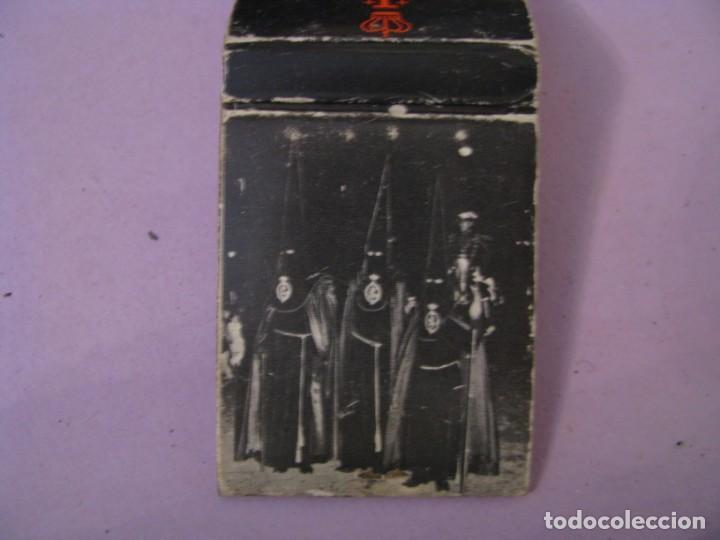 Cajas de Cerillas: CERILLAS. REAL HERMANDAD DEL SANTO SEPULCRO. MÁLAGA. - Foto 3 - 183858535
