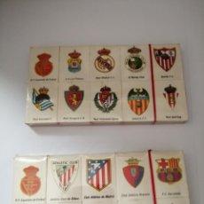 Cajas de Cerillas: 2 ANTIGUAS CAJAS DE CERILLAS. Lote 184480508