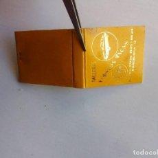 Cajas de Cerillas: CAJA DE CERILLAS TALLERES E. BABOT PICAS, BARCELONA. CERILLAS CORTADAS.. Lote 184929735