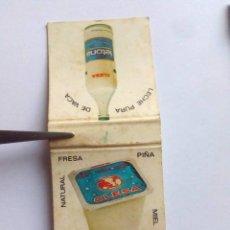 Cajas de Cerillas: CAJA DE CERILLAS VACIA LETONA S.A CLESA.. Lote 185885845