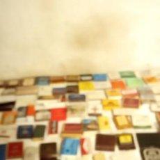 Cajas de Cerillas: COLECION DE 177 CAJAS DE CERILLAS DE TODA EUROPA, TODAS SIN ESTRENAR. Lote 186064910