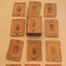 Cajas de Cerillas: ANTIGUAS CERILLAS COMPAÑÍA ARRENDATARIA ESPAÑOLA AÑOS 30. Lote 186065843