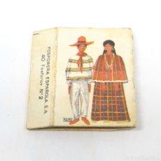 Cajas de Cerillas: (CAZ1) CAJA CERILLAS PUBLICITARIA - N°2. Lote 186085138