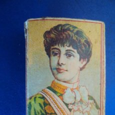 Cajas de Cerillas: (PA-191200B)CAJA DE CERILLAS SIGLO XIX - CAMPS Y LLOBERA - TARREGA. Lote 186232548
