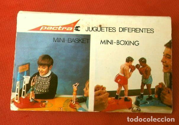Cajas de Cerillas: Caja de cerillas - Publicidad - JUGUETES PACTRA (Años 70) PORSCHE - Foto 3 - 186433922