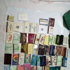Cajas de Cerillas: LOTE DE 50 CAJAS DE CERILLAS LEER DESCRIPCIÓN . Lote 189445713