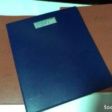 Cajas de Cerillas: LOTE DE 3 ARCHIVADORES DE CAJETILLAS DE CIGARROS Y CERILLAS - AÑOS 80. Lote 189691091